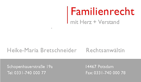 Familienanwalt Zehlendorf